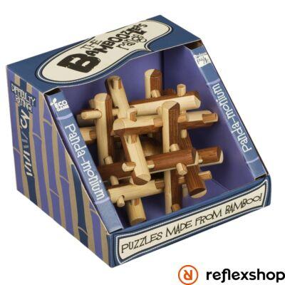 Panda Monium Professor Puzzle bambusz ördöglakat