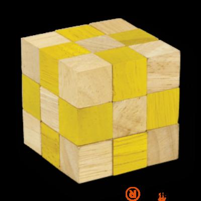 RG Snake kocka sárga