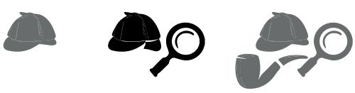 Sherlock: Az utolsó figyelmeztetés szabadulópakli társasjáték nehézségi szint: közepes